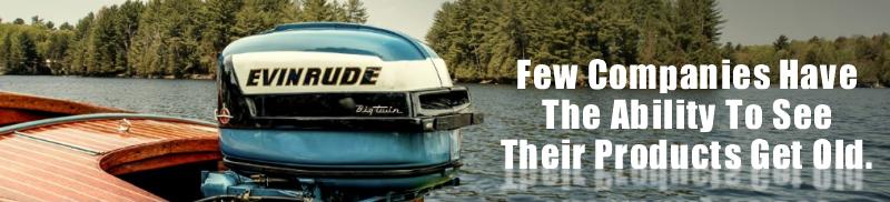 Evinrude Outboards | Knapik's Marine Repower Center